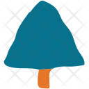 Generic Tree Birch Icon