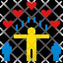 Generous Tolerant Love Icon