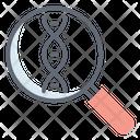 Genes Analysis Icon