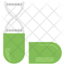 Genetherpy Cell Therapy Genetic Mutation Icon