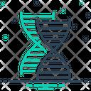 Genetic Heredity Medical Icon