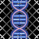 Genetic Dna Gene Icon