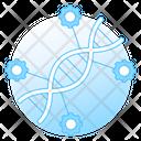 Genetic Algorithm Chromosome Dna Icon