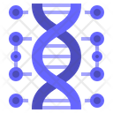 Genetic Dna Icon