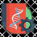 Genetic Engineering Biotech Genetic Modification Icon