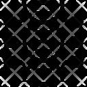 Dna Gene Modification Icon