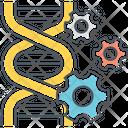 Genetic Engineering Icon