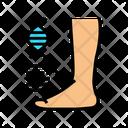 Genetic Feet Icon