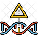 Genetic Finding Dna Finding Icon