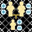 Genetic Inheritance Dominant Icon