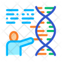 Research Human Genetics Icon