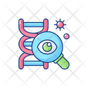 Genetic Research Icon