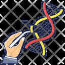 Genetic Testing Biology Science Icon