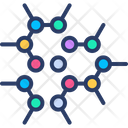 Dna Genetics Research Icon