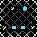 Genetics Pedigree Icon