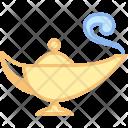 Genie lamp Icon