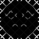 Emoticon Genius Face Expression Icon