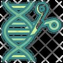 Genomics Editing Icon