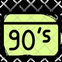 Genre 90 S Music Icon