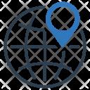Geo position Icon
