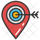 Geo Targeting Icon