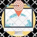Online Marketing Advertising Icon