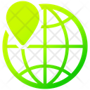 Geo Targeting Navigation Navigation App Icon