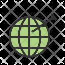 Geo Targeting Icon