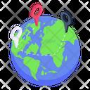 Geo Tracking Icon