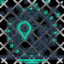 Geo-Zone Icon
