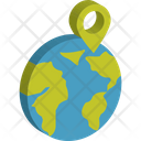 Geographic Information System Icon