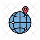 Geographical Indications Global Location Location Icon