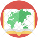 Geography Study Education Icon