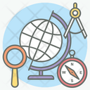 Geography Geology Topology Icon