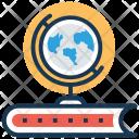 Globe Books Global Icon