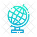 Geography Globe Education Icon