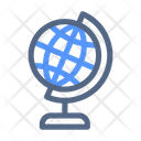 Geography Globe Earth Icon