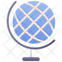 Geography Education Globe Icon