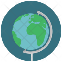 Geography World Globe Icon
