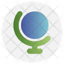 Education Geography Earth Icon