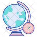 Geography Education Global Icon