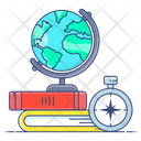 Geography Geology Geo Study Icon
