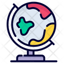 Geography Glob Earth Icon