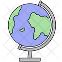 Globe Geography Global Icon