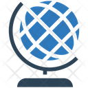 Geography Globe Global Icon