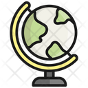Geography Globe Map Globe Icon