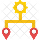 Geography Global Positioning Service Gps Icon