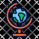 Geography Globe Earth Icon