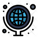 Geography Globe Global Icon