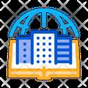 Urban Geography Education Icon